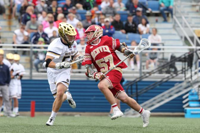 Pioneers and Fighting Irish to clash in storied western rivalry