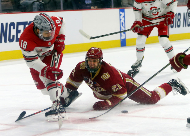 DU Smothered by Ohio State, 5-1, in NCAA Quarterfinals