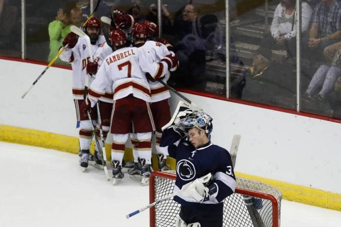 Denver Hockey Regional Semifinal Preview: Penn State