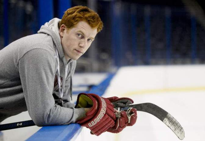 David Carle seen as possible replacement should Jim Montgomery jump to NHL