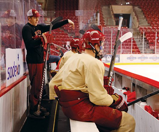 BREAKING NEWS: David Carle named Denver Hockey Coach