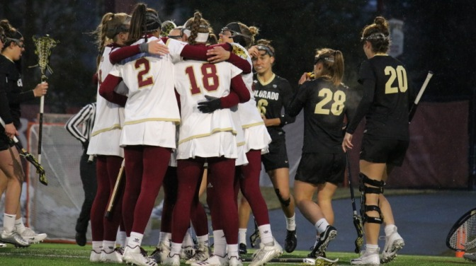 Denver Women's Lacrosse Goes Dancing