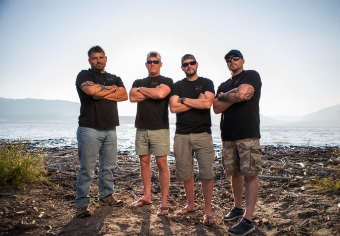 Fight Oar Die: DU Partners with Veterans to Fight PTSD