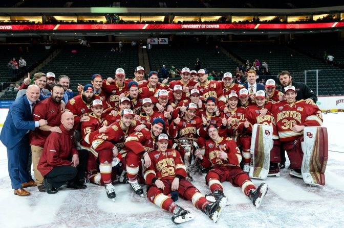 Denver Hockey releases 2018-19 schedule